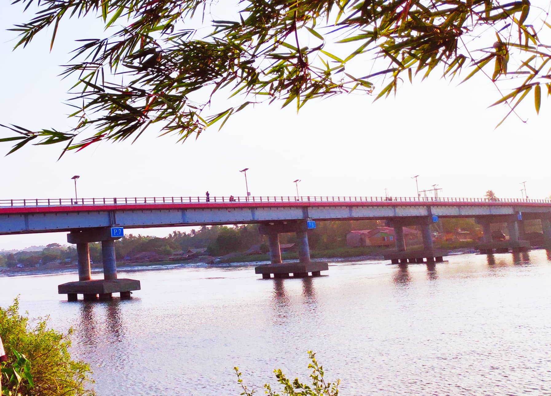 Phan Zin Chaung Bridge