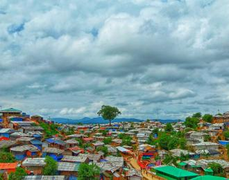 Rohingya camps of Bangladesh