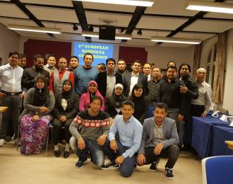 Photo from 3rd European Rohingya Conference